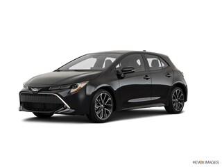New 2020 Toyota Corolla Hatchback JTNC4RBE5L3104044 for sale in Chandler, AZ