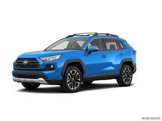 New 2020 Toyota RAV4 Adventure SUV