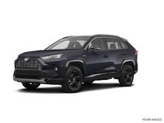 2020 Toyota RAV4 Hybrid XSE SUV