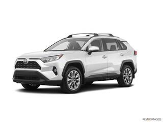 New 2020 Toyota RAV4 XLE Premium SUV in Leesville, LA