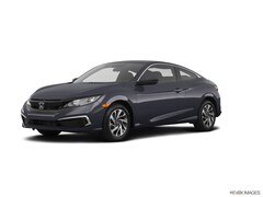 New 2020 Honda Civic LX Coupe in Lockport, NY