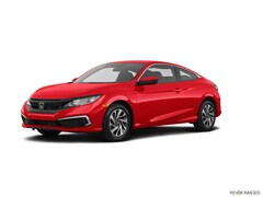New 2020 Honda Civic LX Coupe 2HGFC4B64LH301625 for Sale in Lancaster, CA