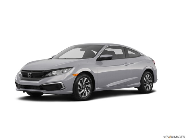 New 2020 Honda Civic LX Coupe in San Jose