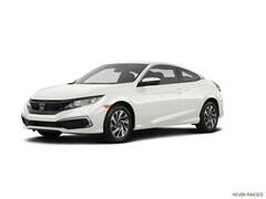 2020 Honda Civic LX Coupe continuously variable automatic