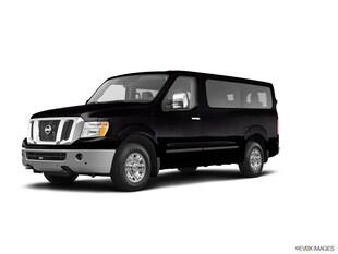 2020 Nissan NV Passenger NV3500 HD SL Van Passenger Van