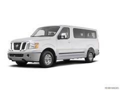 New 2020 Nissan NV Passenger NV3500 HD SL V8 Van Passenger Van in Totowa
