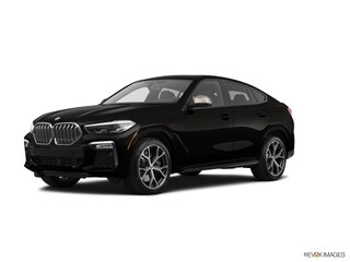 New 2020 BMW X6 M50i Sports Activity Coupe in Houston