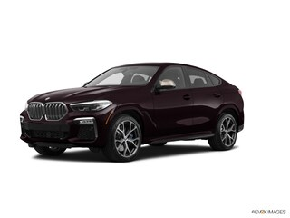 New 2020 BMW X6 M50i Sports Activity Coupe in Boston, MA
