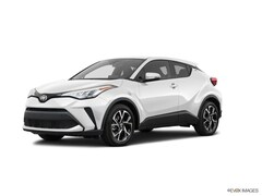 New 2020 Toyota C-HR XLE SUV for sale