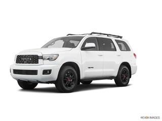 New 2020 Toyota Sequoia TRD Pro SUV Carlsbad
