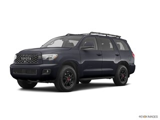 New 2020 Toyota Sequoia TRD Pro SUV 5TDBY5G14LS178704 21926 serving Baltimore