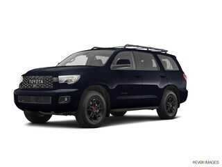 New 2020 Toyota Sequoia TRD Pro SUV for sale in Charlotte