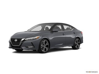 New 2020 Nissan Sentra CVT Sedan in North Smithfield near Providence