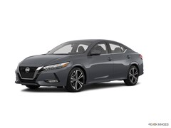 New 2020 Nissan Sentra SR Sedan For sale in Ames, IA