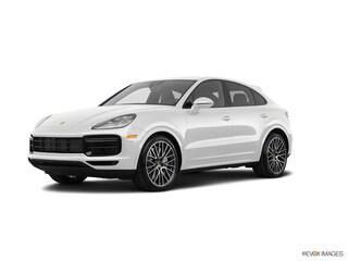 New 2020 Porsche Cayenne Turbo Coupe for sale in Norwalk, CA at McKenna Porsche