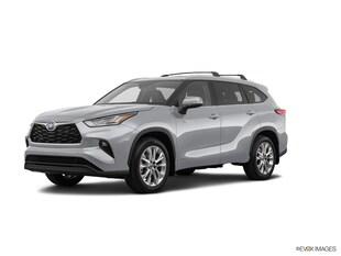 2020 Toyota Highlander Hybrid Limited SUV T34384