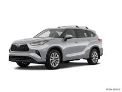 2020 Toyota Highlander Hybrid Limited SUV for sale in Hutchinson, KS at Midwest Superstore