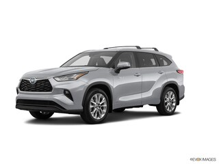 New 2020 Toyota Highlander Hybrid Limited SUV T34384 for sale in Dublin, CA