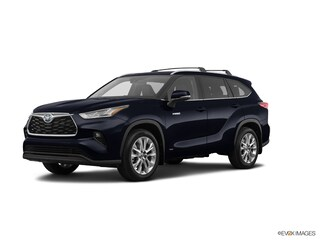 2020 Toyota Highlander Hybrid Limited SUV for Sale near Baltimore