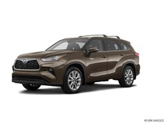 New 2020 Toyota Highlander Hybrid Limited SUV 5TDDBRCH9LS004986 For Sale in Helena, MT