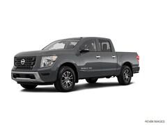 2020 Nissan Titan SV Truck
