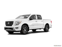New 2020 Nissan Titan SV Truck Crew Cab in Chattanooga