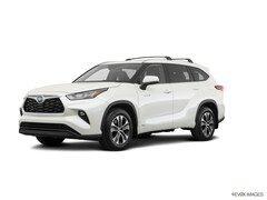 New 2020 Toyota Highlander Hybrid 5TDGBRCH9LS505843 20TT213 for sale in Kokomo, IN