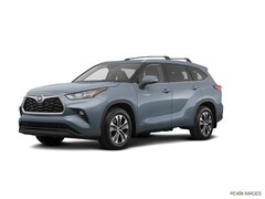 New 2020 Toyota Highlander Hybrid XLE SUV