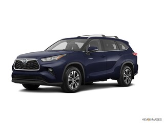 New Green SUV 2020 Toyota Highlander Hybrid XLE SUV for sale near you in Colorado Springs, CO