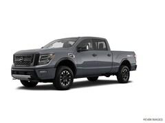 New 2020 Nissan Titan PRO-4X Truck Crew Cab Lake Norman, North Carolina