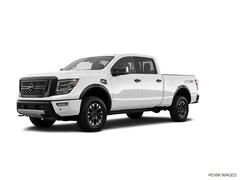 New 2020 Nissan Titan PRO-4X Truck Crew Cab in Grand Junction