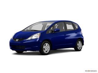 2013 Honda Fit Base (Inspected Wholesale) Hatchback