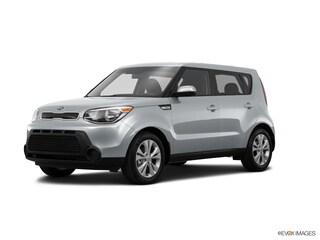 Pre-Owned 2015 Kia Soul + Hatchback near Boston