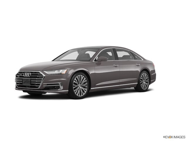 Certified Pre-Owned 2019 Audi A8 55 TFSI quattro Sedan for sale in Houston, TX