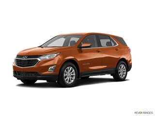 New or Used 2020 Chevrolet Equinox LT (1LT) SUV for sale in Hays, KS