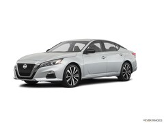 New 2020 Nissan Altima 2.5 SR Sedan Lake Norman, North Carolina