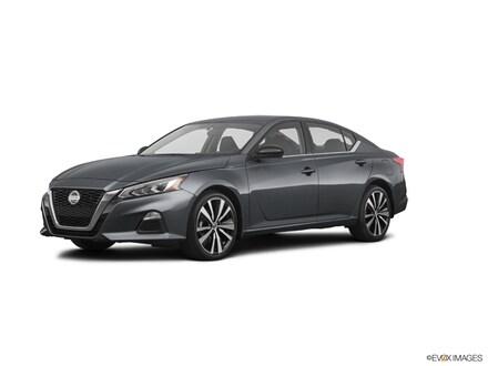 Featured new 2020 Nissan Altima 2.5 SR Sedan for sale in Homosassa, FL