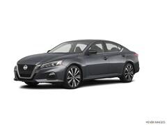 New 2020 Nissan Altima 2.5 SR Sedan Lake Norman, North Carolina
