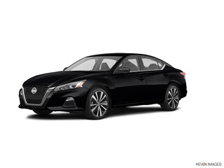 New 2020 Nissan Altima 2.5 SR Sedan for sale near you in Corona, CA