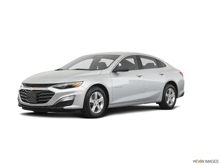 New 2020 Chevrolet Malibu LS w/1LS Sedan for sale near Jasper, IN