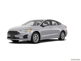 New 2020 Ford Fusion SE Sedan in Christiansburg, VA
