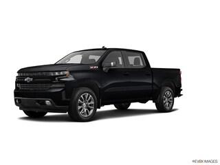 2020 Chevrolet Silverado 1500 RST Truck Crew Cab