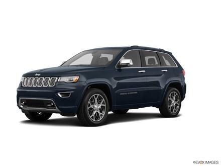 2020 Jeep Grand Cherokee Overland Overland 4x4