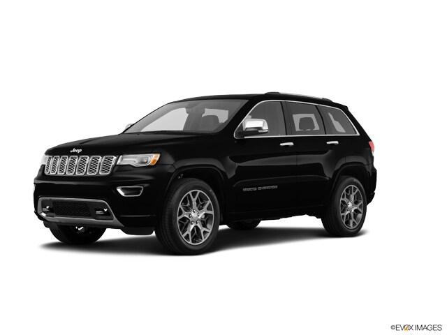 2020 Jeep Grand Cherokee Overland 4x4