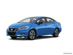 2020 Nissan Versa SR CVT Sedan