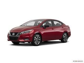 2020 Nissan Versa 1.6 SR Sedan