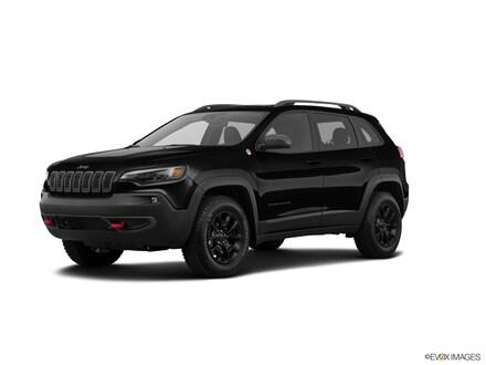 2020 Jeep Cherokee TRAILHAWK 4X4 Sport Utility