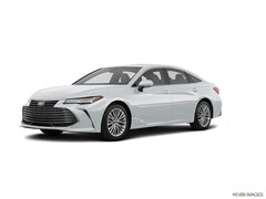 2020 Toyota Avalon Hybrid Limited Sedan 4T1D21FB0LU019036