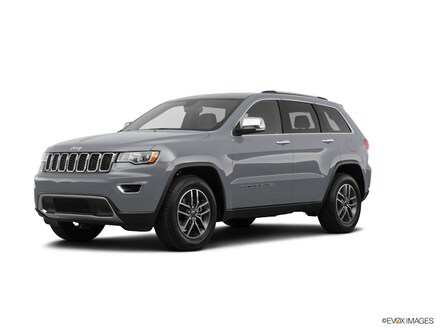 2020 Jeep Grand Cherokee Limited 4WD SUV