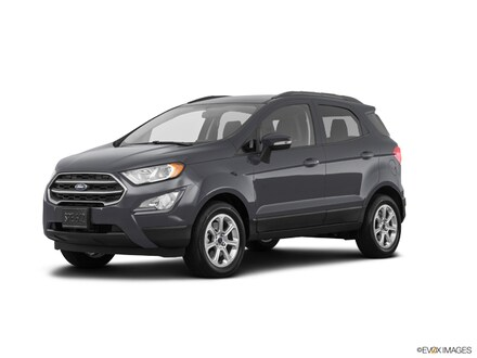 2020 Ford EcoSport SE SUV Sussex, NJ